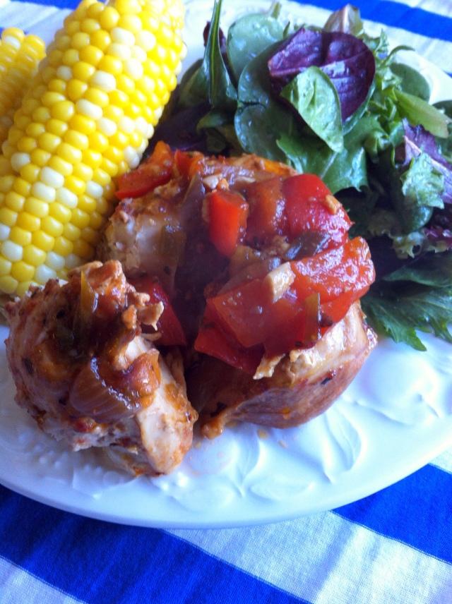roastedredpepperchicken1