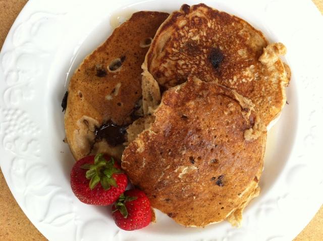 healthychocolatechippancakes1