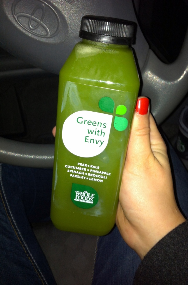greenswithenvy