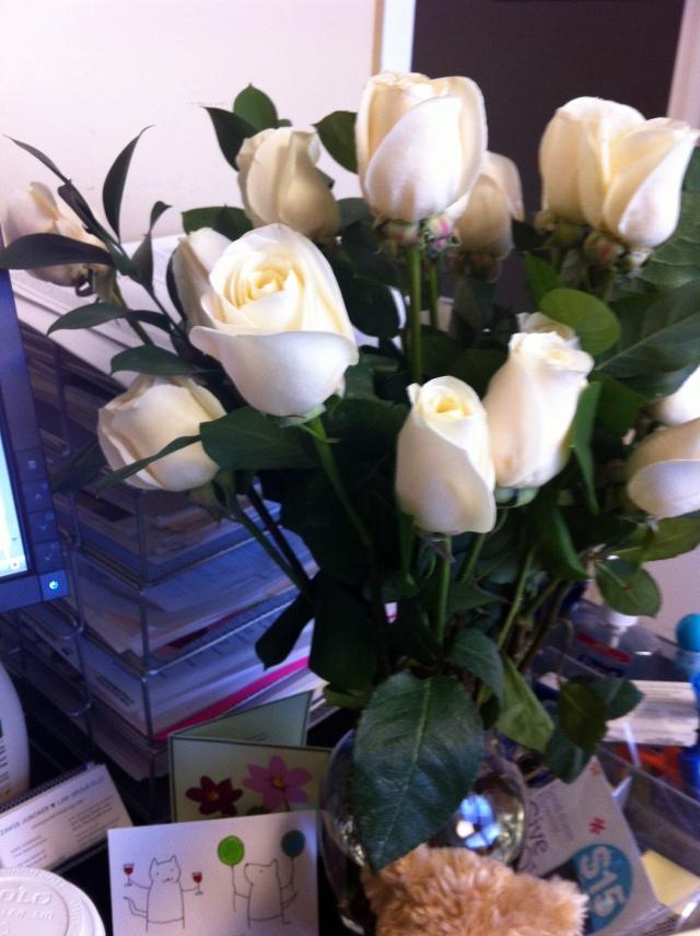 flowersatwork