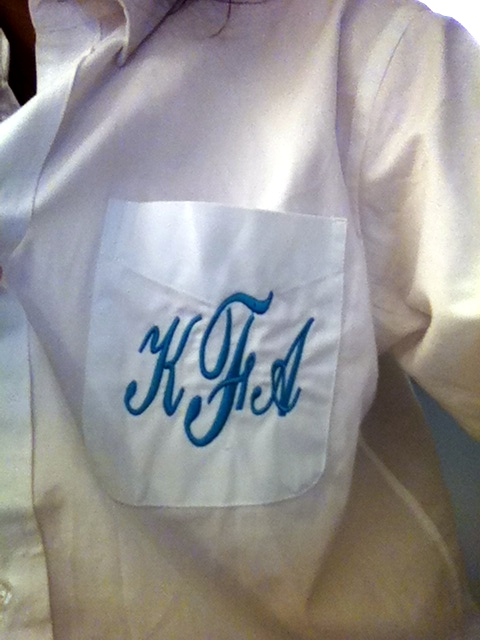 monogrammedbridesmaidsshirts